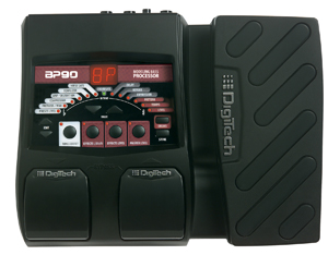 DigiTech unveils new BDP90 bass multi-effects pedal